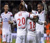 فيديو| ليون يسحق مارسيليا في الدوري الفرنسي