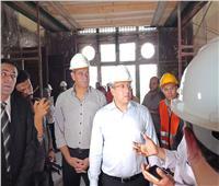خالد العناني: تكلفة ترميم قصر البارون 100 مليون جنيه