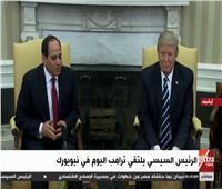 فيديو| تعرف على تاريخ العلاقات المصرية الأمريكية