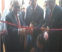 افتتاح مجمع مدارس الصباحى بكفر شكر بتكلفة 22 مليون جنيه