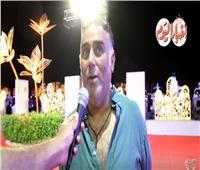 تامر حبيب: يوسف شاهين هو سر حبي للسينما .. فيديو