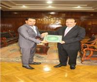 العراق تشيد بجهود جامعة طنطا في دعم الطلاب العراقيين