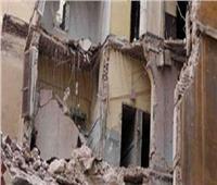 مصرع مسنة تحت أنقاض منزل بقنا.. وإنقاذ 7 آخرين