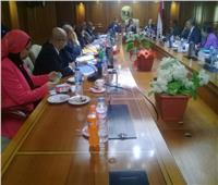 «عبد الغفار» يترأس اجتماع مجلس «القومية للاستشعار من البعد»