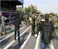 مقتل خمسة مهاجمين أثناء هجوم السبت في إيران