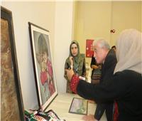 «فودة» يشهد ختام فعاليات بينالي الشباب العربي للفنون التشكيلية بشرم الشيخ