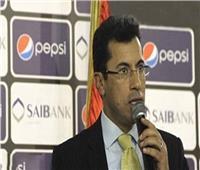 وزير الرياضة يهنيء المصري بالتأهل لنصف نهائي الكونفدرالية الإفريقية