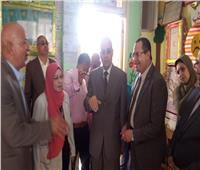 التعليم: قيادات الوزارة تتابع انتظام العملية التعليمية بمدارس شمال سيناء