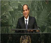 الرئيس في نيويورك.. 5 دورات أممية تحمل بشائر الخير لمصر