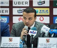 «الجارحي» رئيسًا لبعثة فريق الكرة إلى لبنان