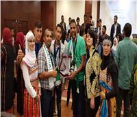 وكيل وزارة الشباب والرياضة: سعيدة بختام بينالي الشباب العربي