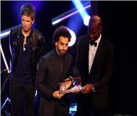شاهد| محمد صلاح يتوج بـ «جائزة بوشكاش» لأفضل هدف في العالم