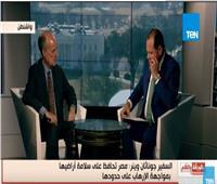 فيديو| جوناثان وينر: الشعب الليبي لا يحب الإملاءات الخارجية