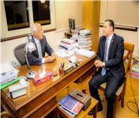 الخميس| علي الدين هلال يتحدث عن مشوار حياته لـ«أخبار مصر»