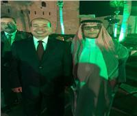 السياحة تشارك في احتفالالقنصلية السعودية بالعيد الوطني الـ88 للمملكة