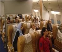 زيارة طلبة «كلية الإعلام» لأكاديمية مصر للطيران للتدريب