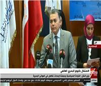 فيديو| وزير النقل: استراتيجية جديدة لتطوير الموانئ المصرية