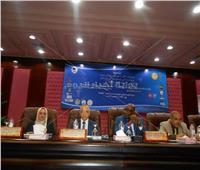 بالصور| ننشر نص كلمة «المحرصاوي» بمنتدى «التعليم الجامعي والتصنيع الدوائي»