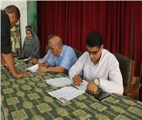 رئيس مركز مطاي بالمنيا يبحث عدد من شكاوى المواطنين