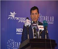 وزير الشباب والرياضة يفتتح المؤتمر الدولي «نيكست برو»