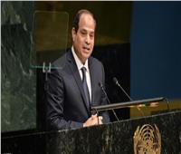 7 نقاط بخطاب الرئيس في نيويورك.. أبرزها مكافحة الإرهاب والقضية الفلسطينية