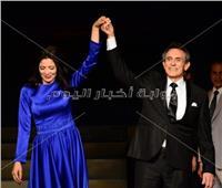 سماح السعيد: فخورة بالوقوف أمام «صبحي».. و«خيبتنا» تناقش الواقع العربي
