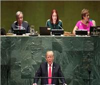 ترامب: أمريكا تعمل مع مصر ودول الخليج والأردن لإقامة تحالف استراتيجي إقليمي