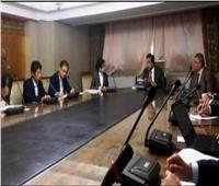 «عبد الغفار» يبحث آليات التعاون مع هيئة الجايكا اليابانية