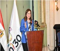 وزيرة التخطيط: زيادة الاستثمارات الحكومية في الصحة والتعليم لـ40% خلال 2019