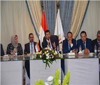 وزير الشباب والرياضة يعقد حواراً مفتوحاً مع أعضاء مجلس النواب