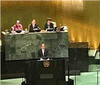 الرئيس: توحيد المؤسسة العسكرية في ليبيا ضرورة لمواجهة الإرهاب