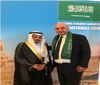 «خطاب»: يطالب بعودة العلاقات السعودية السورية لتحقيق «الإعمار السياسي»