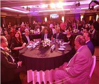 وزير الشباب والرياضة يشهد حفل اليوبيل الفضي لقناة الـ Nile Tv
