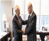 حوار| رئيس الصندوق المصري الأمريكي:«السيسي» حقق لمصر الاستقرار.. وأسس نموذجًا ناجحاً لإنقاذ دول العالم
