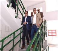 رئيس الوزراء يطمئن على استعدادات المدينة الجامعية للطالبات بسوهاج