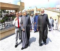 صور  أمين «البحوث الإسلامية» يفتتح مقرا جديدا للفتوى بمدينة بني سويف الجديدة