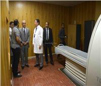 إحالة 36 موظفا للتحقيق خلال جولة محافظ الأقصر على الوحدات الصحية