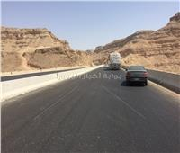 «عرفات»: مشروع ازداوج طريق «أسيوط - سوهاج» يساهم في تعزيز السياحة