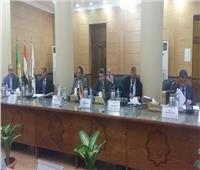 بروتوكول تعاون بين جامعة العريش وجهاز المشروعات الصغيرة