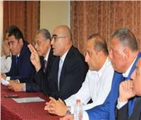 جلسة ودية بين مجلس اتحاد اليد وأندية الجمعية العمومية