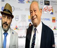 موقف ساخر بين «نجيب ساويرس» وشريكه الخفي .. فيديو