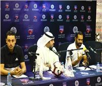 حسني عبد ربه: مباراة الكويت نقطة فارقة وفرصة جيدة لمصالحة الجماهير