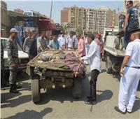 مدير أمن القاهرة يشن حملة مكبرة في شوارع العاصمة