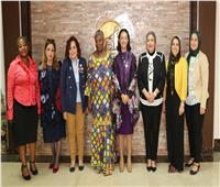 «رئيسة المجلس القومي للمرأة»: أتمنى خفض نسبة الزواج المبكر في مصر