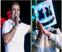آخرهم عمرو دياب ومحمد فؤاد.. تسريب الأغاني صداع فى رأس النجوم