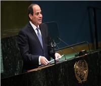 السيسي: مصر خطت خطوات هامة للاعتماد على الطاقة المتجددة