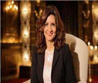 وزيرة الهجرة تشاهد «إحنا المصريين الأرمن» على المسرح القومي