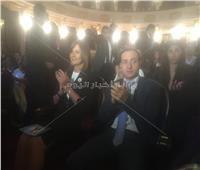 وزير شؤون المغتربين الأرمن يشاهد «احنا المصريين الأرمن» بالمسرح القومي