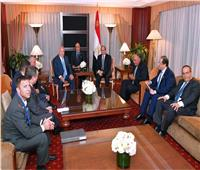 عاجل| الرئيس السيسي لـ« نتنياهو»: تسوية القضية الفلسطينية تسهم في توفير واقع جديد بالشرق الأوسط