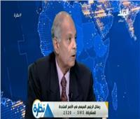 فيديو| «هريدي»: معركة الإرهاب في العالم العربي تحسمها مصر
